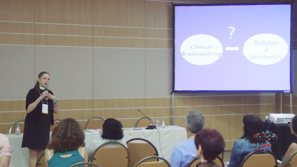 Session 18 | Brainspotting in comparative religious and spiritual perspective